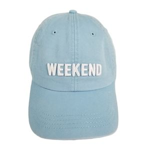 """State of Mind """"Weekend"""" Baseball Hat"""